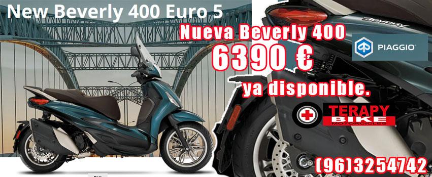 Beverly 400 Euro 5