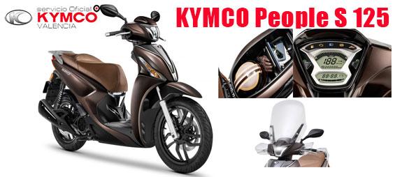 KYMCO People S 125